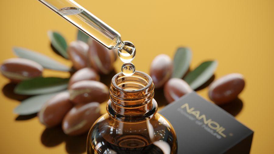nanoil arganowy olejek